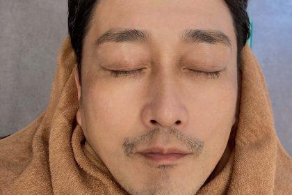 まゆ毛ワックス脱毛後の画像2