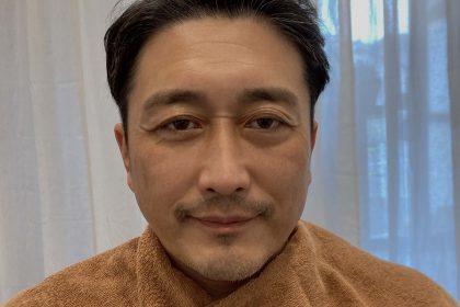 まゆ毛ワックス脱毛施術後の画像